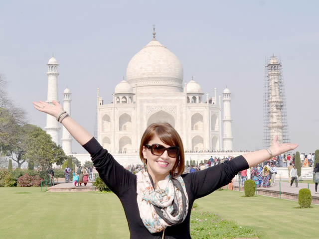 agra taj mahal sunrise same day private tour from delhi by car with guide